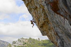 Markus Schauer klettern