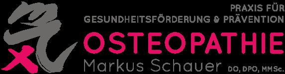 Osteopathie Markus Schauer